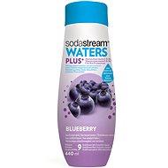 SodaStream PLUS Borůvka (Vitamín) 440 ml - Příchuť