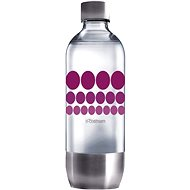 SodaStream Lahev 1l Purple Metal - Náhradní láhev