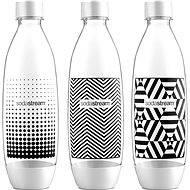 SodaStream Láhev TriPack 1l Fuse Black&White - Náhradní láhev