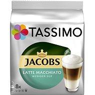 TASSIMO Jacobs Krönung Latte Macchiato Less Sweet 236g - Kávové kapsle