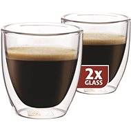 Laica Maxxo Thermo DG808 Espresso Glasses - Thermo-Glass