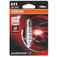 OSRAM Silverstar 2.0 H1 55W 64150SV2 - Autožárovka