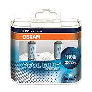 OSRAM CoolBlue Intensive H7 55W PX26d 2pcs - Car Bulb