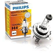 PHILIPS H4 Vision, 60/55W, patice P43t-38 - Autožárovka