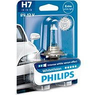 PHILIPS H7 WhiteVision, 55W, PX26d socket - Car Bulb