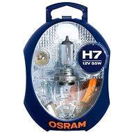 OSRAM náhradní sada H7/12V - Autožárovka
