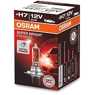 OSRAM Super Bright Premium, 12V, 80W, PX26d - Car Bulb
