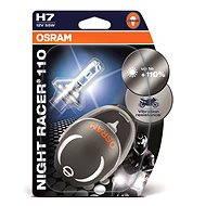 OSRAM H7 Night Racer Duo Blistr - Žárovka