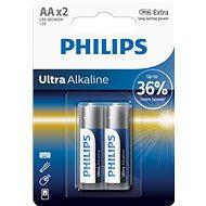 Philips LR6E2B 2 ks v balení - Jednorázová baterie