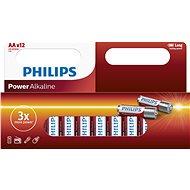 Philips LR6P12W 12ks v balení - Baterie