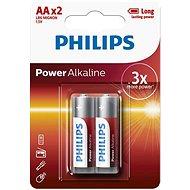Philips LR6P2B 2 ks v balení - Jednorázová baterie