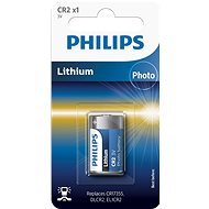 Philips CR2 1 ks v balení - Knoflíkové baterie