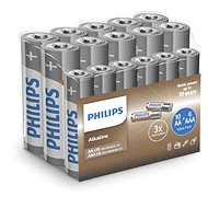 Philips LR036A16F/10, 10+6 ks v balení - Baterie