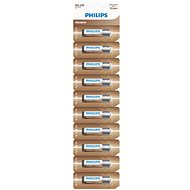 Baterie Philips LR6AL10S/10, 10 ks v balení - Baterie