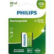 Philips 9VB1A17 1 ks v balení - Nabíjecí baterie