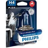 PHILIPS H4 BlueVision Moto - Autožárovka