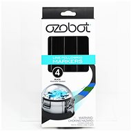 Ozobot Set of Wipable , Markers - Black - Robot Accessories