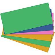 HIT OFFICE Ekonomik 10,5 x 24 cm - mix 5 barev (balení 100 ks) - Rozdružovač