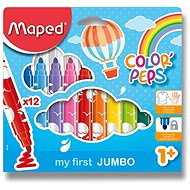 Maped Color Peps Maxi 12 barev - Fixy