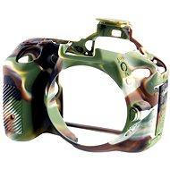 Easy Cover Reflex Silic pro Nikon D5500 camouflage - Pouzdro na fotoaparát