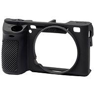 Easy Cover Reflex Silic pro Sony Alpha a6500 černé - Pouzdro na fotoaparát