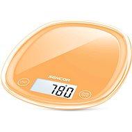 Sencor SKS Pastels 33OR oranžová - Kuchyňská váha