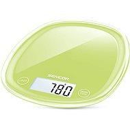 Sencor SKS 37GG zelená - Kuchyňská váha