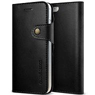 Verus Native Diary pro iPhone 7/8 černé - Pouzdro na mobilní telefon