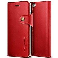 Verus Native Diary pro iPhone 7/8 vínové - Pouzdro na mobilní telefon