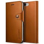 Verus Native Diary pro iPhone 7/8 Plus hnědé - Pouzdro na mobilní telefon