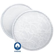 Philips AVENT Cotton Absorbent Breast Pads - Washable - breast pads