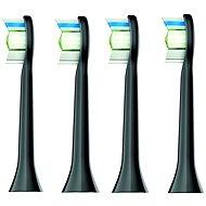 Philips Sonicare HX6064/33 DiamondClean standardní hlavice, 4 ks v balení - Náhradní nástavec pro zubní kartáčky