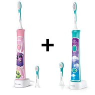 Philips Sonicare For Kids HX6322/04 + Philips Sonicare For Kids HX6352/42