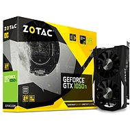 ZOTAC GeForce GTX 1050 Ti OC Edition - Grafická karta