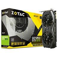 ZOTAC GeForce GTX 1070 Limited Edition - Grafická karta