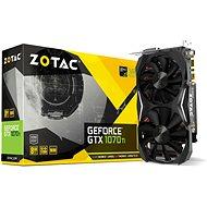 ZOTAC GeForce GTX 1070 Ti Mini - Grafická karta