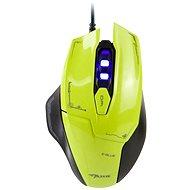 E-Blue Mazer zelená - Herní myš