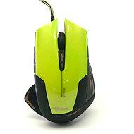 E-Blue Mazer R Green - Herní myš