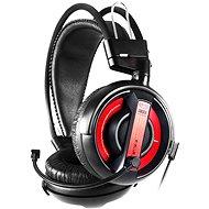 E-Blue Cobra HS Black - Herní sluchátka