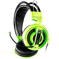 E-Blue Cobra HS Green - Herní sluchátka