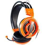 E-Blue Cobra HS Orange - Herní sluchátka