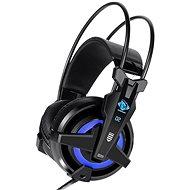 E-Blue Auroza EHS950 FPS černá - Herní sluchátka