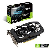 ASUS DUAL GeForce GTX1650 O4G