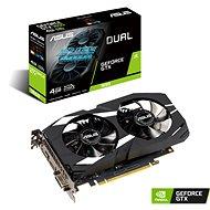ASUS DUAL GeForce GTX1650 4G - Grafická karta