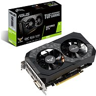 ASUS TUF GAMING GeForce GTX1660 O6G - Graphics Card