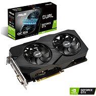 ASUS DUAL GeForce GTX 1660 O6G EVO - Grafická karta