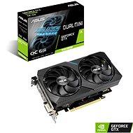ASUS DUAL GeForce GTX 1660 SUPER O6G MINI - Grafická karta