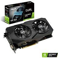 ASUS DUAL GeForce GTX1660TI O6G EVO - Grafická karta