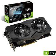 ASUS DUAL GeForce RTX2060 O6G EVO - Grafická karta