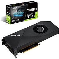 ASUS TURBO GeForce RTX2060 6G - Graphics Card